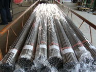 Bright Annealed Stainless Steel Tubing DIN 17458 EN10216-5 TC 1 D4 / T3 1.4301/1.4307 25.4 X 2.11 X 6096 MM