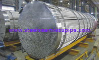 ASTM A213 / ASME SA213 Customized 321 Stainless Steel Seamless Tube For Heat Exchanger Projects 25x2x6000mm
