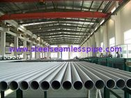 Stainless Steel Seamless Tube , Pickled And Solid And Annealed . EN10216-5 1.4301 1.4307 1.4401 1.4404 1.4571 1.4438