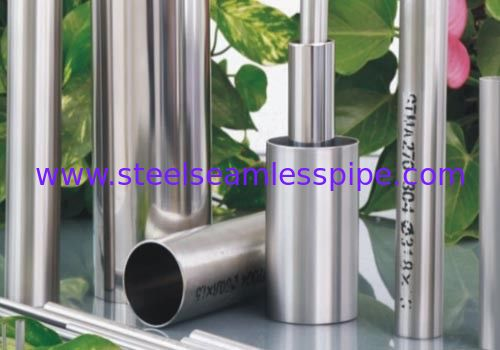 ASME SA249 / ASTM A249 Stainless Steel Welded Tubes, bright annealed , Plain End , TP304, TP304L, TP304H