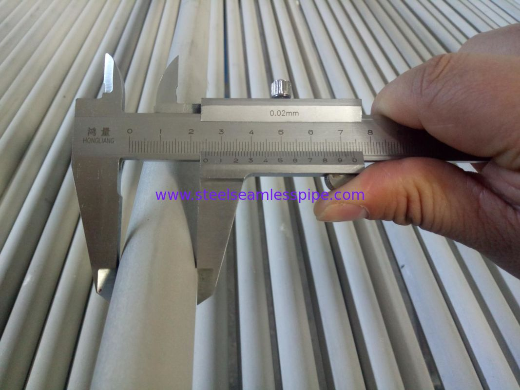 Stainless Steel Seamless Tube ASTM A269 TP304 TP304L TP316L SUS316L 1.4404 6M , Boiler Heat Exchanger Tube