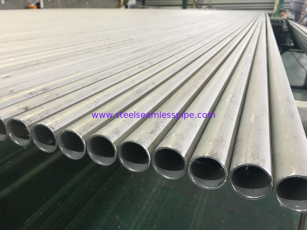 Stainless Steel Seamless Tube , EN10216-5 , D4/T3 , 1.4301 , 1.4306 , 1.4307 , 1.4435 , 1.4404 , Cold Rolling &  Drawing